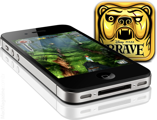 Temple Run Brave - iPhone