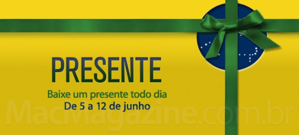 Presente na iTunes Store Brasil