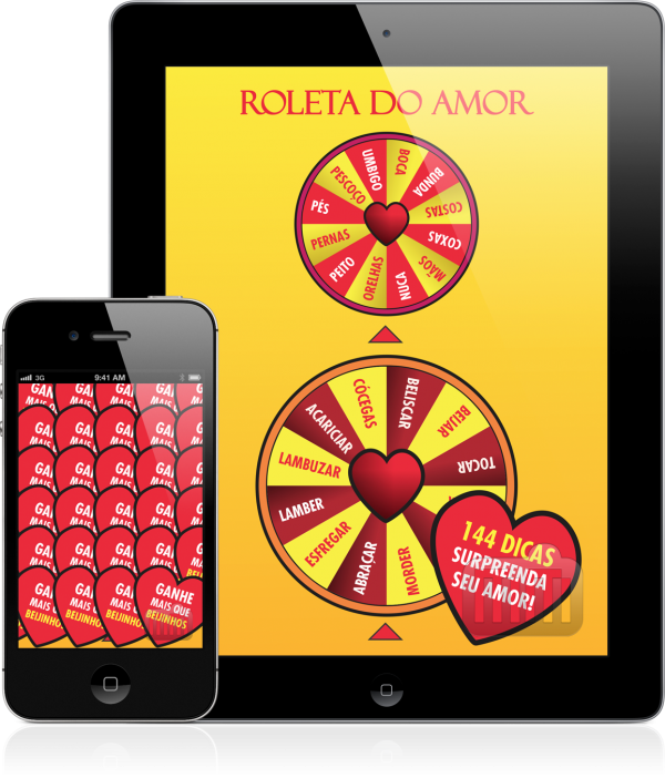 Roleta do Amor - iPhone e iPad