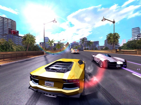 Gameloft - Asphalt 7: Heat