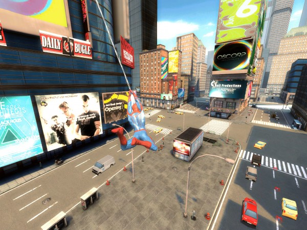 Gameloft - The Amazing Spider-Man