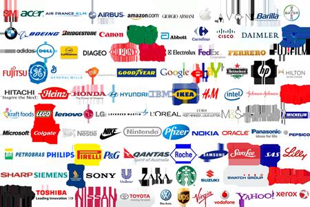 Várias marcas