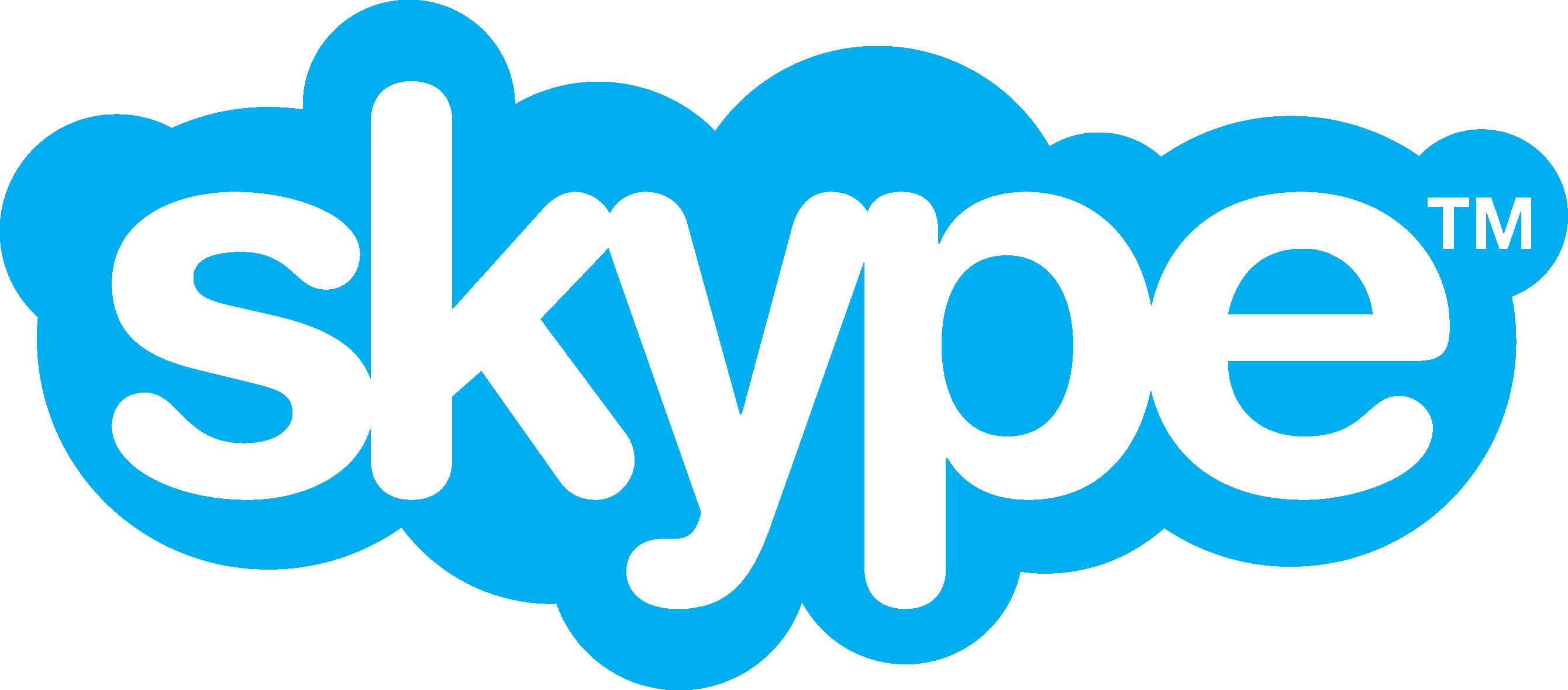 Logo - Skype