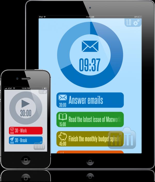 30/30 - iPad e iPhone