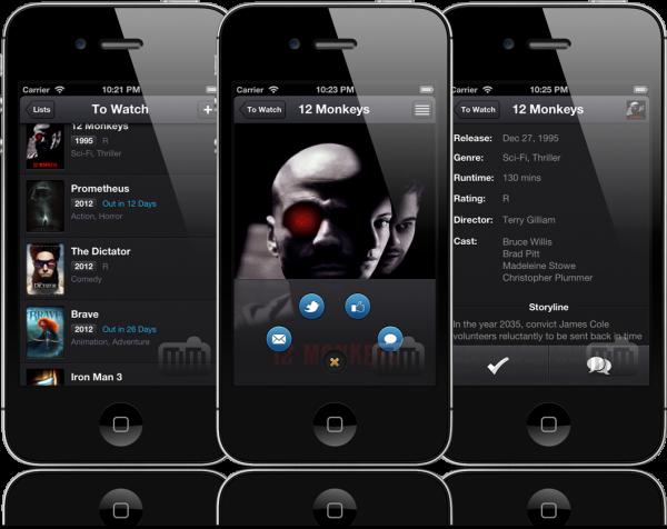 Todo Movies - iPhones