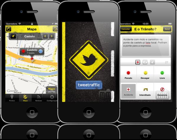 Tweetraffic - iPhones