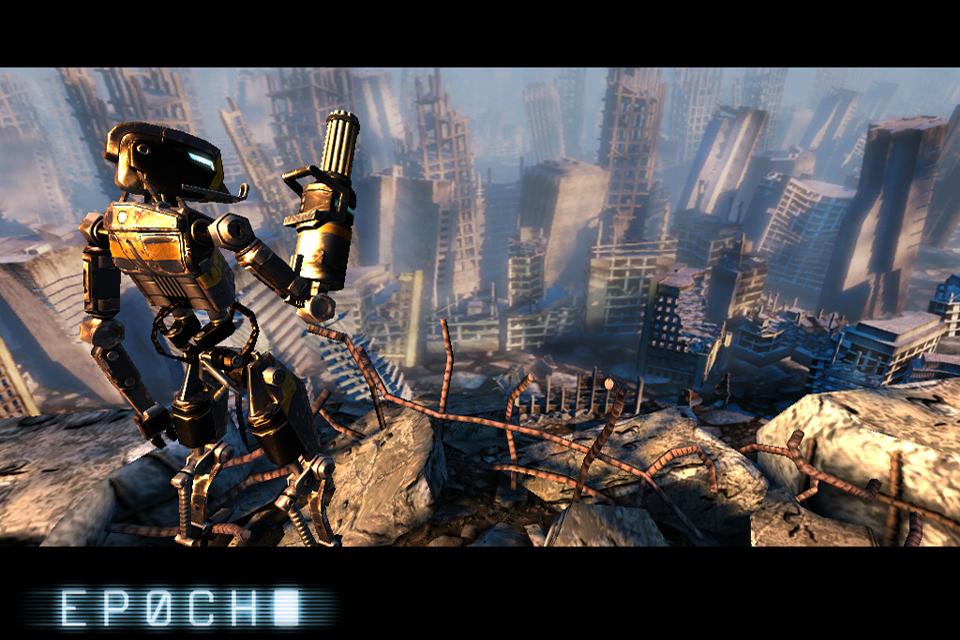 EPOCH. para iOS