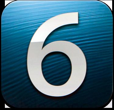 Ícone do iOS 6 (editado de banner)