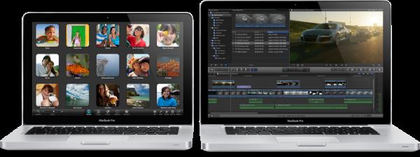 MacBooks Pro (Mid 2012) de 13 e 15 polegadas