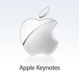 Álbum - Apple Keynotes (capa)