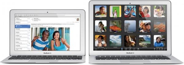 Novos MacBooks Air