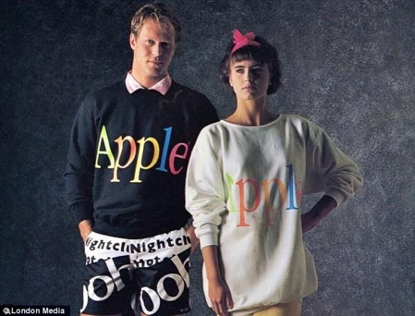 Roupas da Apple