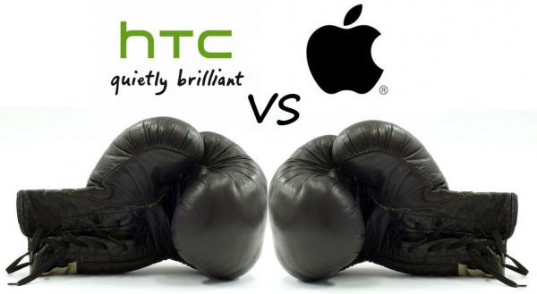 HTC vs. Apple
