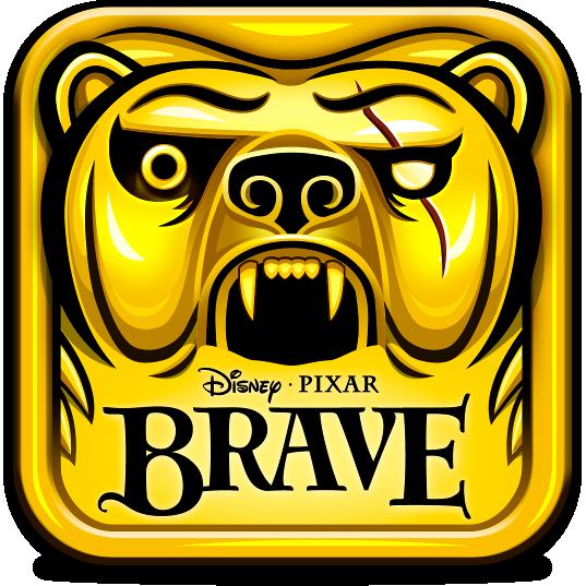 Ícone do Temple Run: Brave