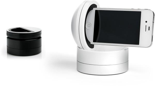 Galileo com iPhone