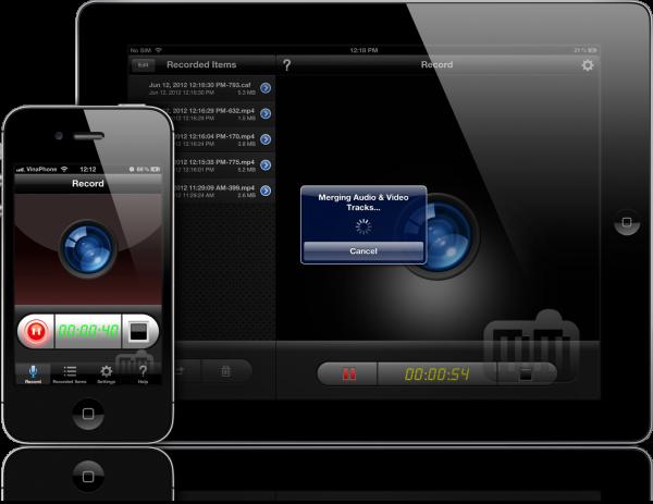 Display Recorder - iPad e iPhone