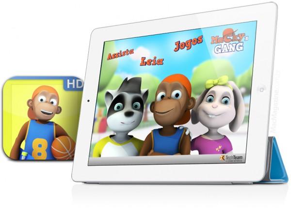 Mackys Gang - iPad