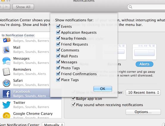 Novidades no OS X Mountain Lion