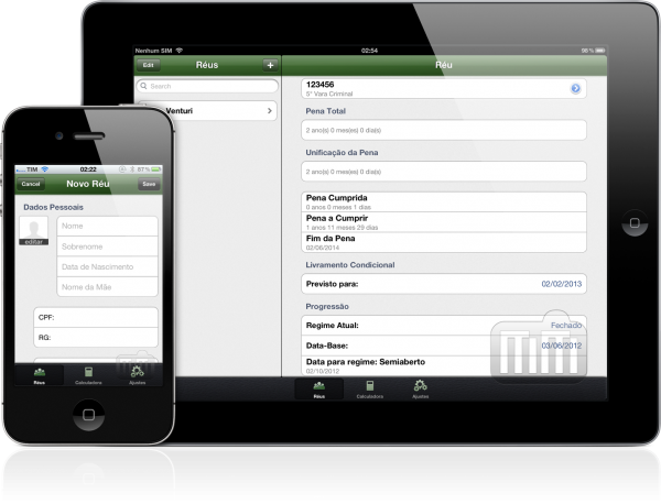 iVEP - iPad e iPhone