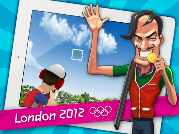 Jogo London 2012 - iPad