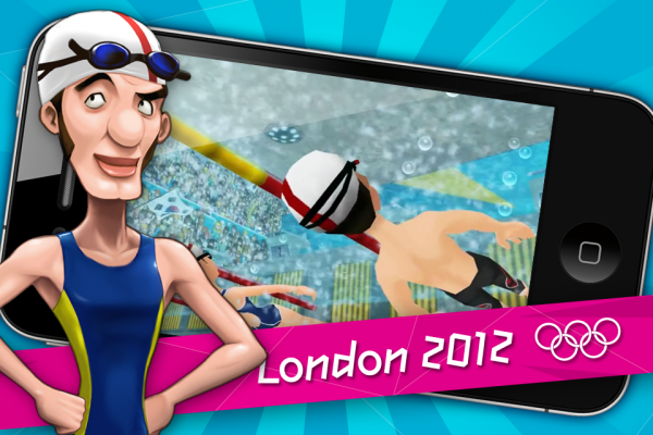 Jogo London 2012 - iPhone
