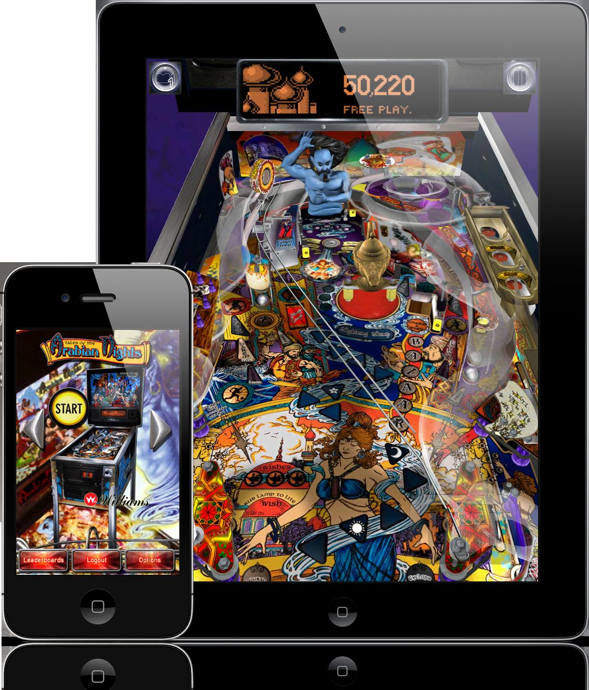 Pinball Arcade - iPad e iPhone