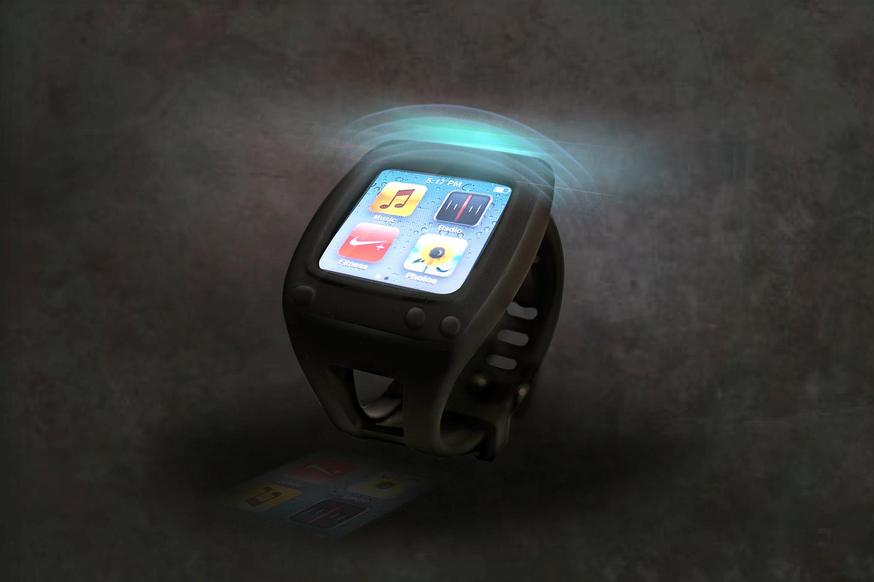 SYRE com iPod nano