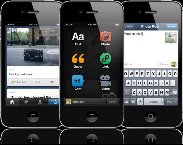 Tumblr - iPhones