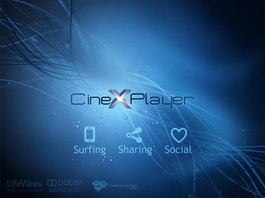 CineXPlayer para iPad