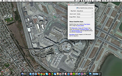 Satellite Eyes para Mac