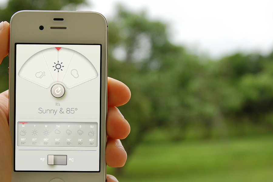 WTHR para iPhone