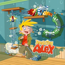 Rovio - Amazing Alex