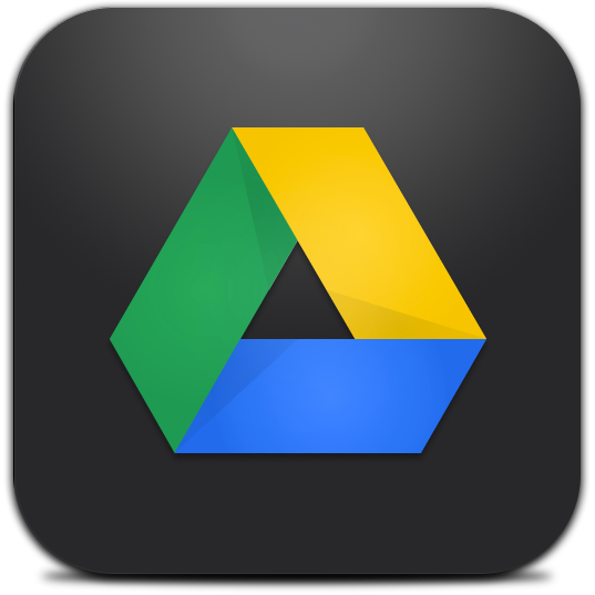 Ícone do Google Drive