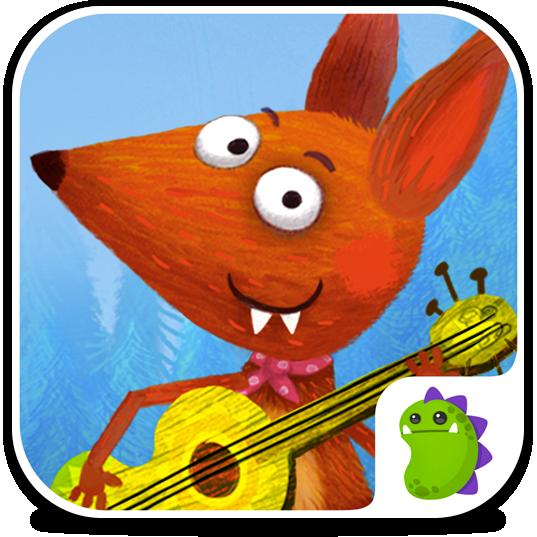 Ícone do app Little Fox Music Box