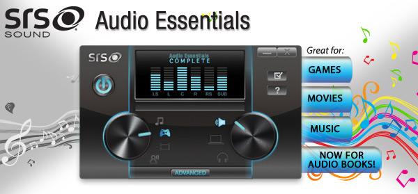 SRS Labs - Audio Essentials para Mac