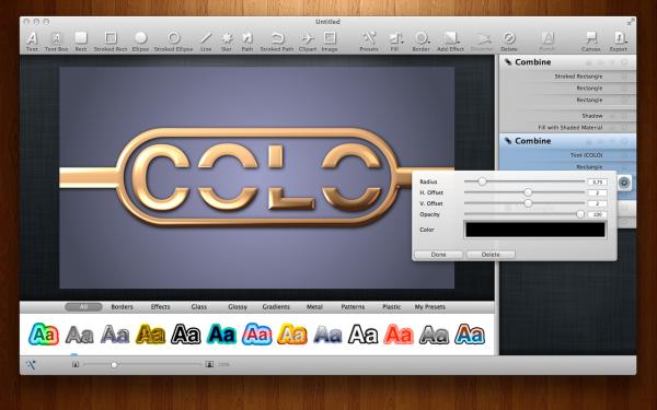 Logoist - Mac OS X