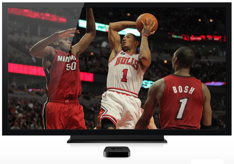 Apple TV - NBA