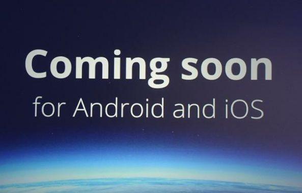 Google Earth para Android e iOS