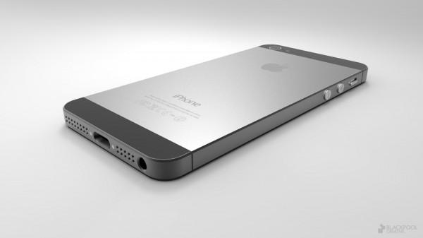 Mockup do novo iPhone, baseado nos recentes rumores