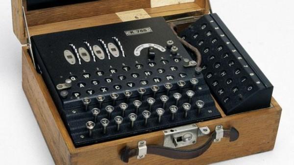 Máquina de criptografia Enigma