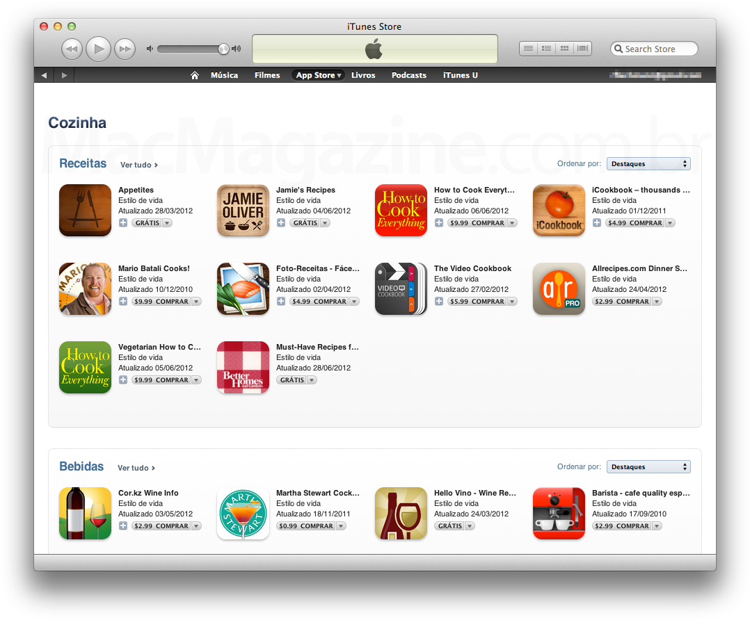 Cooking na App Store
