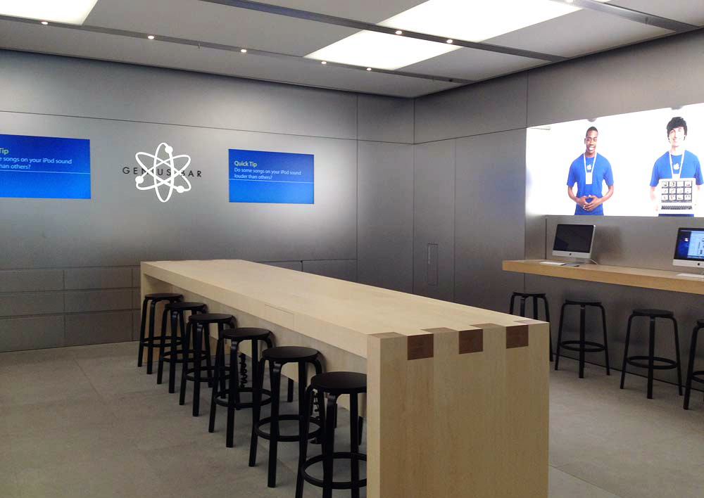 Novo Genius Bar - Apple