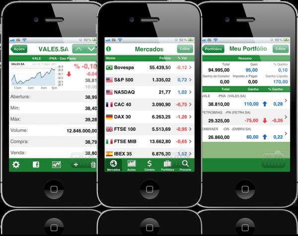 M-Stocks - iPhones