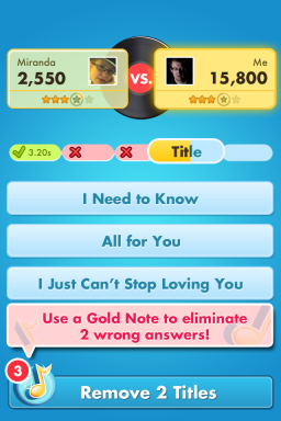 SongPop - iPhone