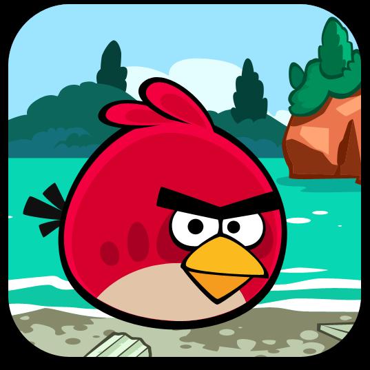 Ícone do jogo Angry Birds Seasons