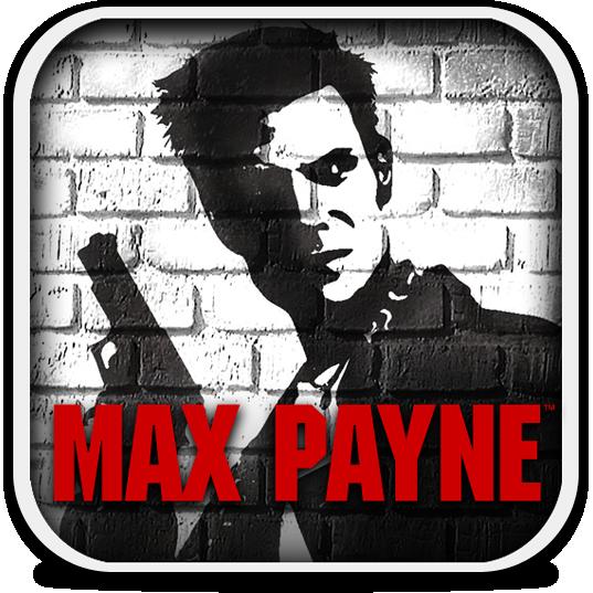 Ícone do jogo Max Payne Mobile