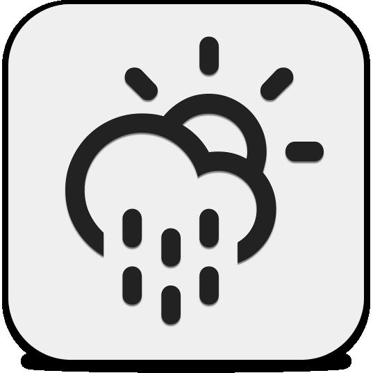 Ícone do app Weather Neue