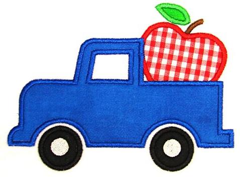 Caminhão da Apple
