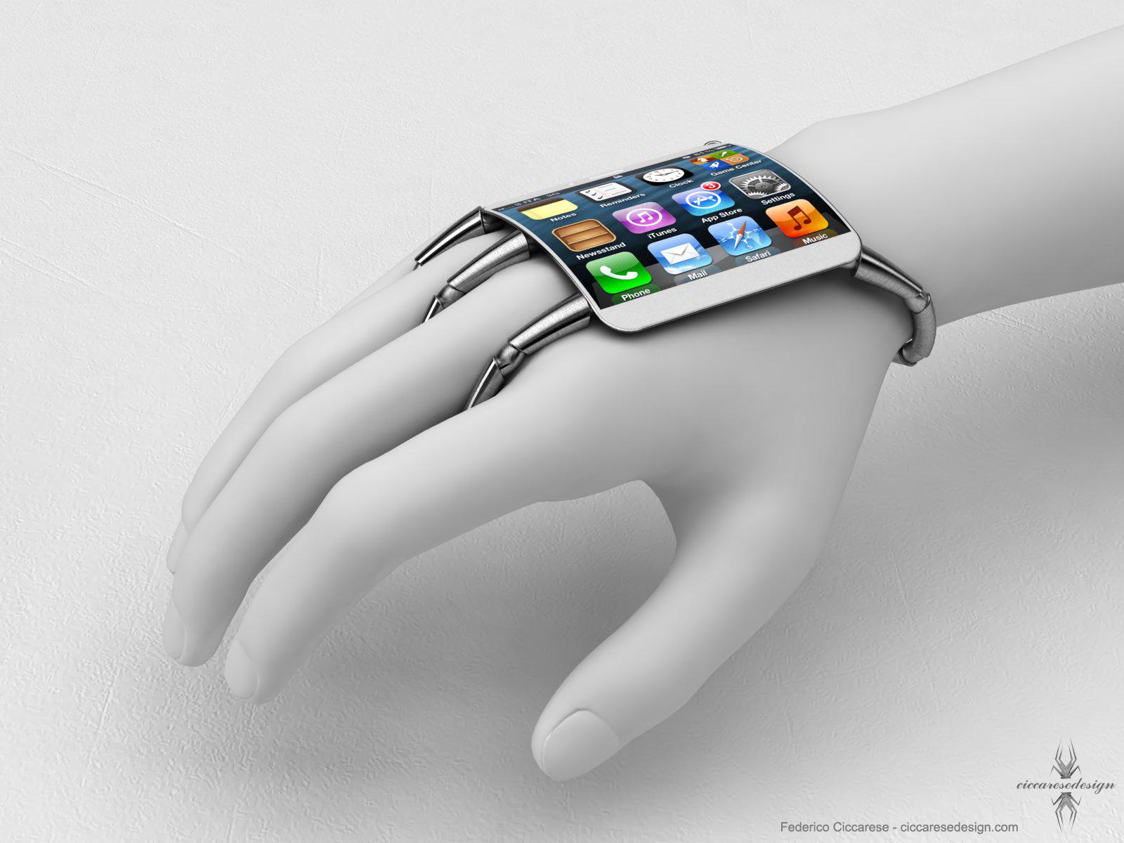 Conceito de iPhone