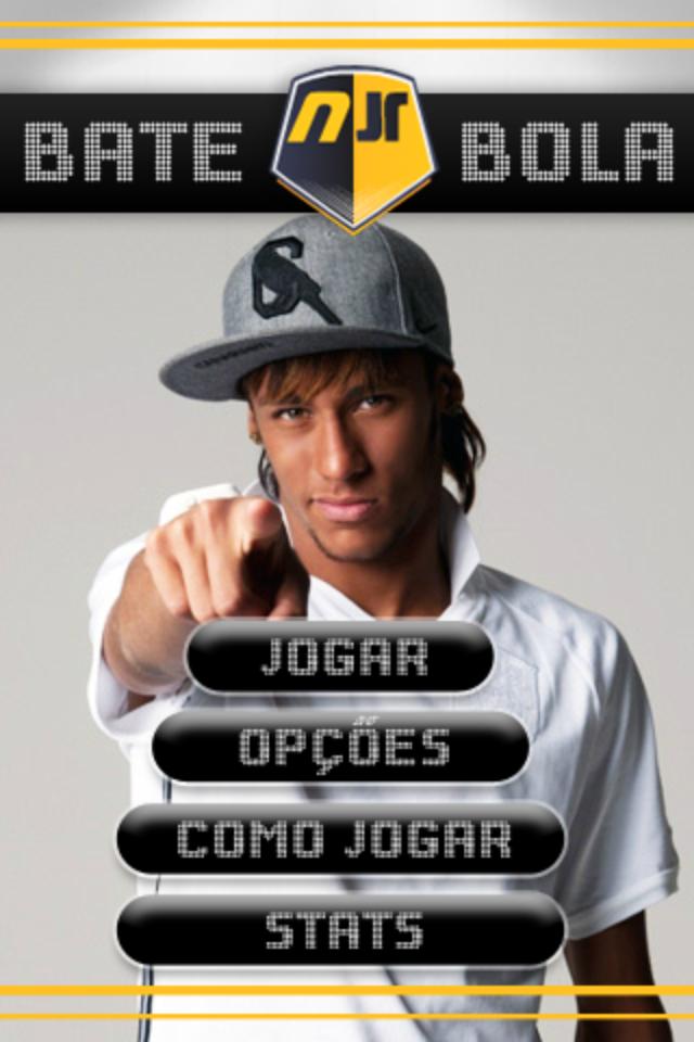 Neymar Game - iPhone